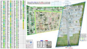 Plan d'affichage Cimetière